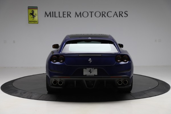 Used 2019 Ferrari GTC4Lusso for sale $249,900 at Maserati of Greenwich in Greenwich CT 06830 6