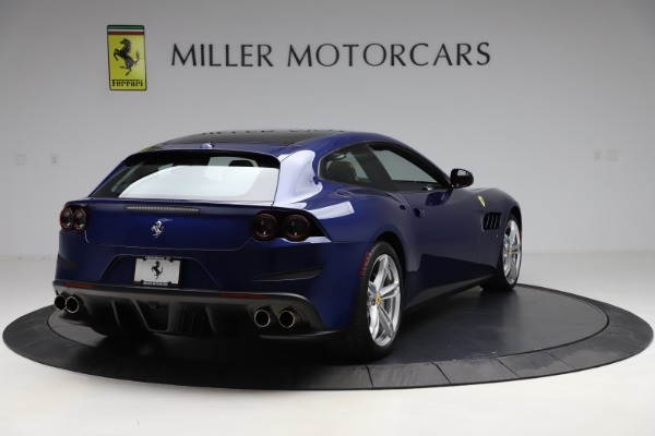 Used 2019 Ferrari GTC4Lusso for sale $249,900 at Maserati of Greenwich in Greenwich CT 06830 7