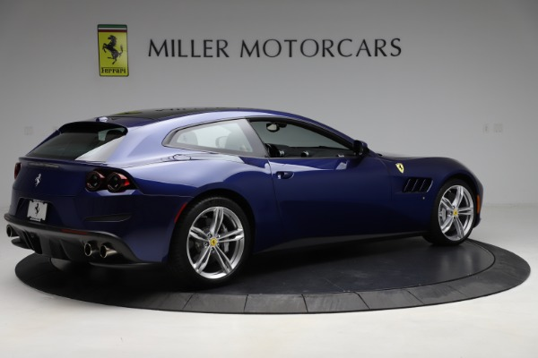 Used 2019 Ferrari GTC4Lusso for sale $249,900 at Maserati of Greenwich in Greenwich CT 06830 8