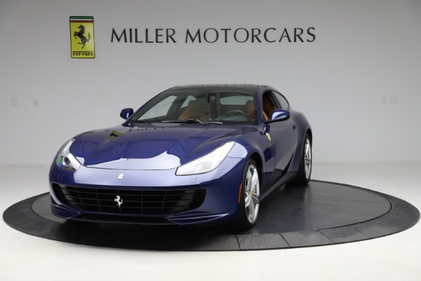 Used 2019 Ferrari GTC4Lusso for sale $249,900 at Maserati of Greenwich in Greenwich CT 06830 1