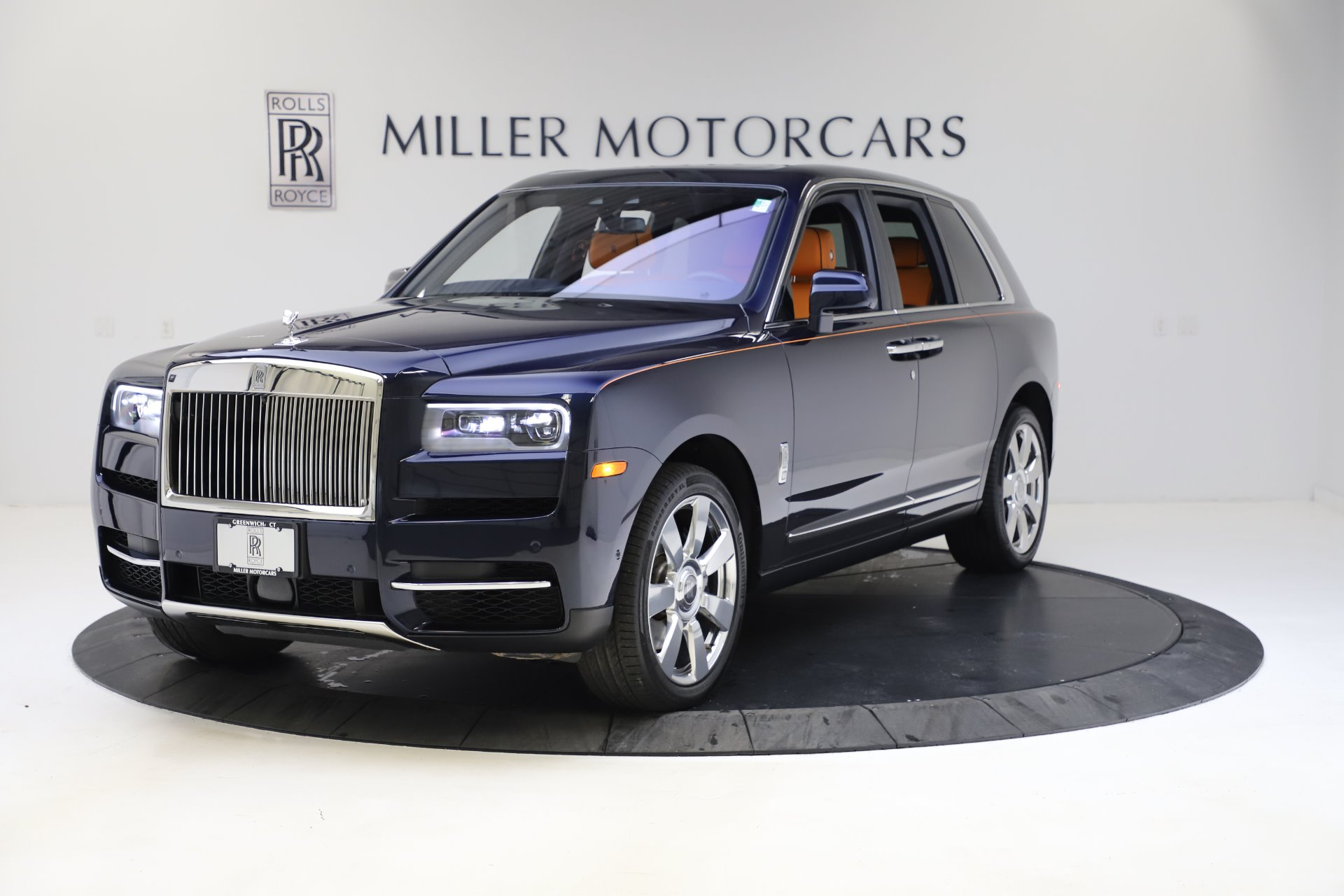 Used 2019 Rolls-Royce Cullinan for sale $339,900 at Maserati of Greenwich in Greenwich CT 06830 1
