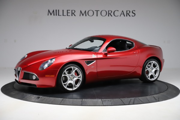 Used 2008 Alfa Romeo 8C Competizione for sale Call for price at Maserati of Greenwich in Greenwich CT 06830 2