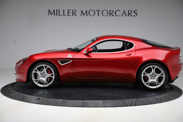 Used 2008 Alfa Romeo 8C Competizione for sale Call for price at Maserati of Greenwich in Greenwich CT 06830 3