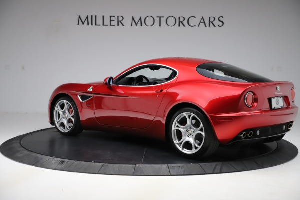 Used 2008 Alfa Romeo 8C Competizione for sale Call for price at Maserati of Greenwich in Greenwich CT 06830 4