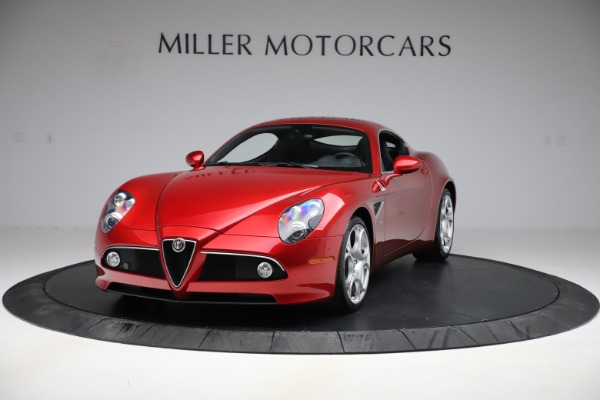 Used 2008 Alfa Romeo 8C Competizione for sale Call for price at Maserati of Greenwich in Greenwich CT 06830 1