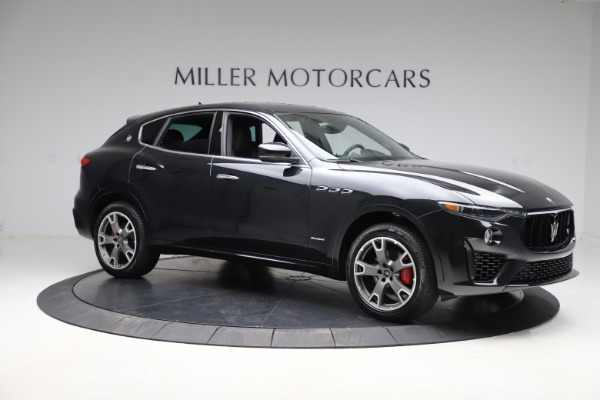 New 2019 Maserati Levante Q4 GranSport for sale Sold at Maserati of Greenwich in Greenwich CT 06830 10