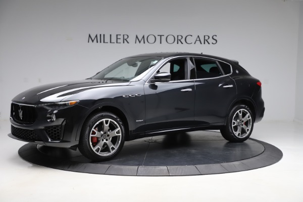 New 2019 Maserati Levante Q4 GranSport for sale Sold at Maserati of Greenwich in Greenwich CT 06830 2