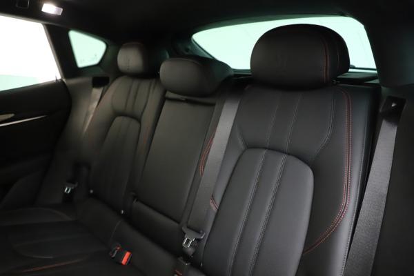 New 2019 Maserati Levante Q4 GranSport for sale Call for price at Maserati of Greenwich in Greenwich CT 06830 20
