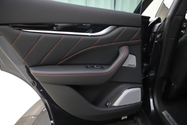 New 2019 Maserati Levante Q4 GranSport for sale Call for price at Maserati of Greenwich in Greenwich CT 06830 21