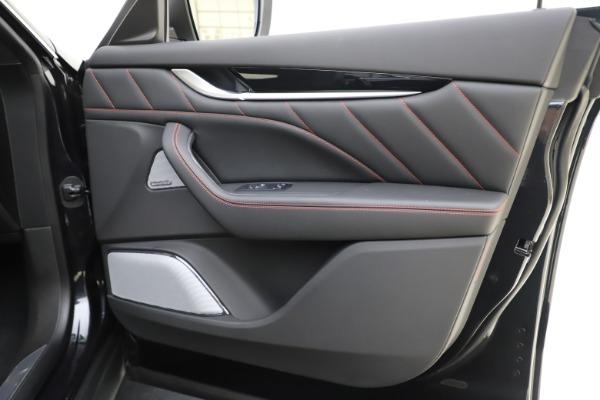 New 2019 Maserati Levante Q4 GranSport for sale Call for price at Maserati of Greenwich in Greenwich CT 06830 25