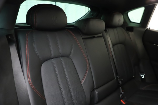 New 2019 Maserati Levante Q4 GranSport for sale Call for price at Maserati of Greenwich in Greenwich CT 06830 26