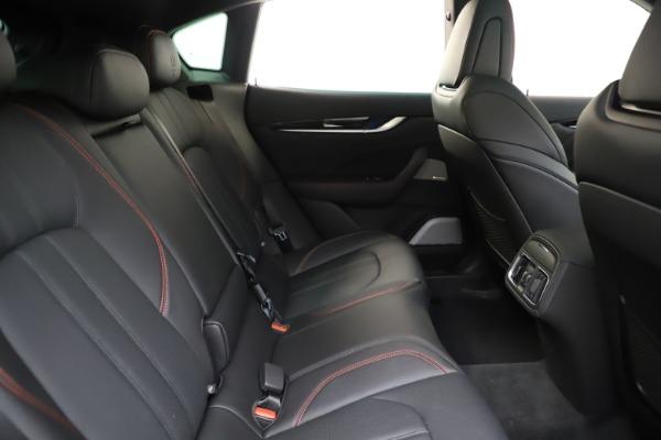 New 2019 Maserati Levante Q4 GranSport for sale Call for price at Maserati of Greenwich in Greenwich CT 06830 27