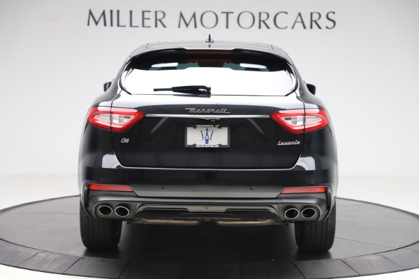 New 2019 Maserati Levante Q4 GranSport for sale Sold at Maserati of Greenwich in Greenwich CT 06830 6