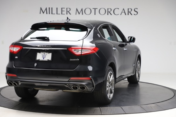 New 2019 Maserati Levante Q4 GranSport for sale Sold at Maserati of Greenwich in Greenwich CT 06830 7