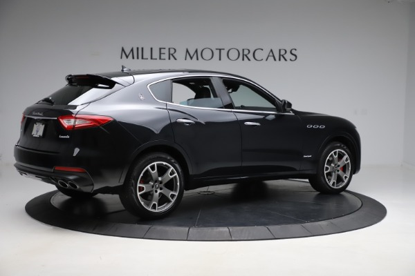 New 2019 Maserati Levante Q4 GranSport for sale Sold at Maserati of Greenwich in Greenwich CT 06830 8