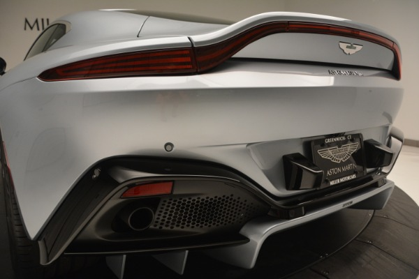 Used 2019 Aston Martin Vantage Coupe for sale Sold at Maserati of Greenwich in Greenwich CT 06830 20