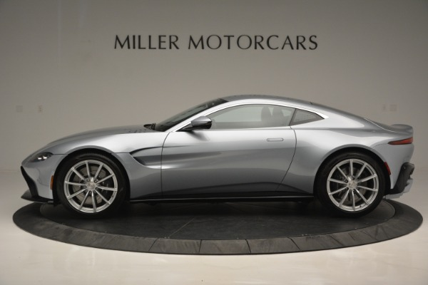Used 2019 Aston Martin Vantage Coupe for sale Sold at Maserati of Greenwich in Greenwich CT 06830 3