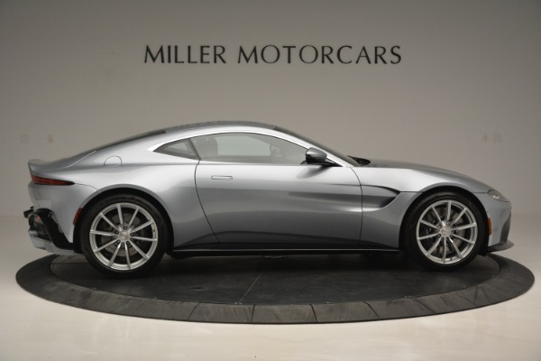 Used 2019 Aston Martin Vantage Coupe for sale Sold at Maserati of Greenwich in Greenwich CT 06830 9