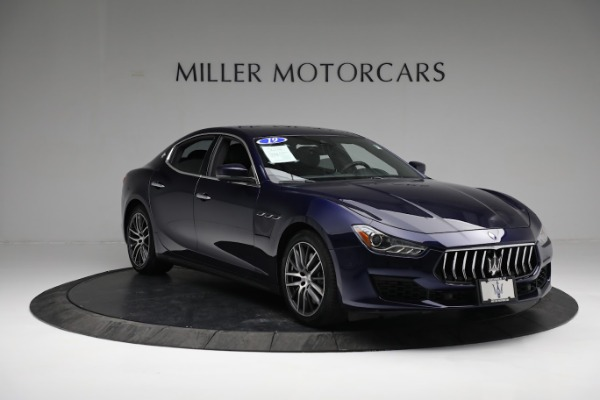 New 2019 Maserati Ghibli S Q4 for sale $90,765 at Maserati of Greenwich in Greenwich CT 06830 11