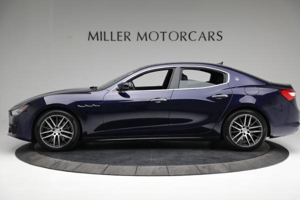 New 2019 Maserati Ghibli S Q4 for sale $90,765 at Maserati of Greenwich in Greenwich CT 06830 3