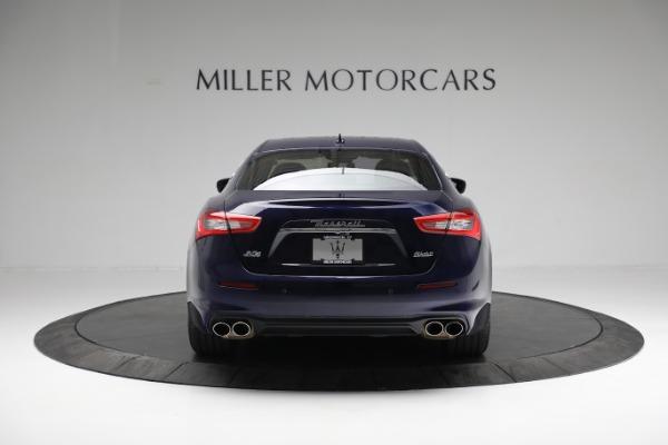 New 2019 Maserati Ghibli S Q4 for sale $90,765 at Maserati of Greenwich in Greenwich CT 06830 6