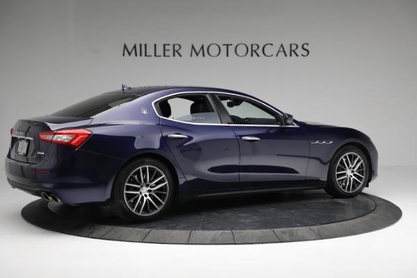 New 2019 Maserati Ghibli S Q4 for sale $90,765 at Maserati of Greenwich in Greenwich CT 06830 8