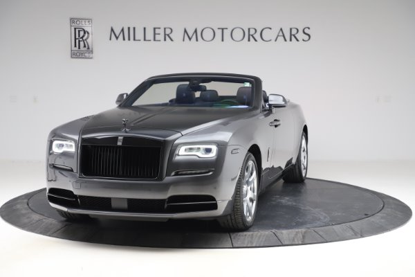 2017 Rolls-Royce Dawn
