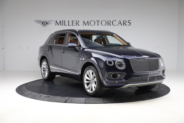 Used 2017 Bentley Bentayga W12 for sale $149,900 at Maserati of Greenwich in Greenwich CT 06830 11