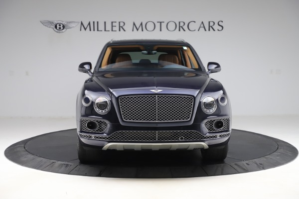 Used 2017 Bentley Bentayga W12 for sale $149,900 at Maserati of Greenwich in Greenwich CT 06830 13