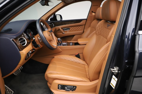 Used 2017 Bentley Bentayga W12 for sale $149,900 at Maserati of Greenwich in Greenwich CT 06830 19