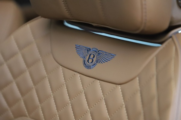 Used 2017 Bentley Bentayga W12 for sale $149,900 at Maserati of Greenwich in Greenwich CT 06830 21