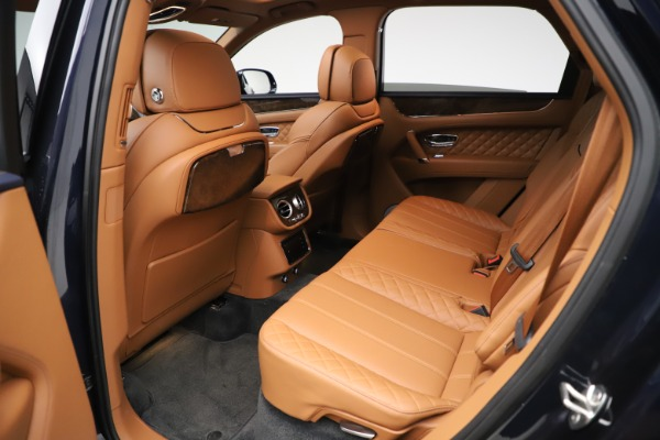 Used 2017 Bentley Bentayga W12 for sale $149,900 at Maserati of Greenwich in Greenwich CT 06830 22