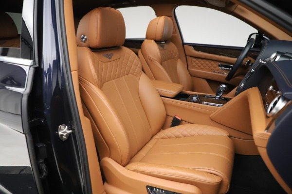 Used 2017 Bentley Bentayga W12 for sale $149,900 at Maserati of Greenwich in Greenwich CT 06830 28