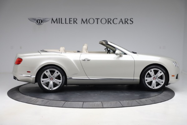 Used 2015 Bentley Continental GTC V8 for sale $114,900 at Maserati of Greenwich in Greenwich CT 06830 10