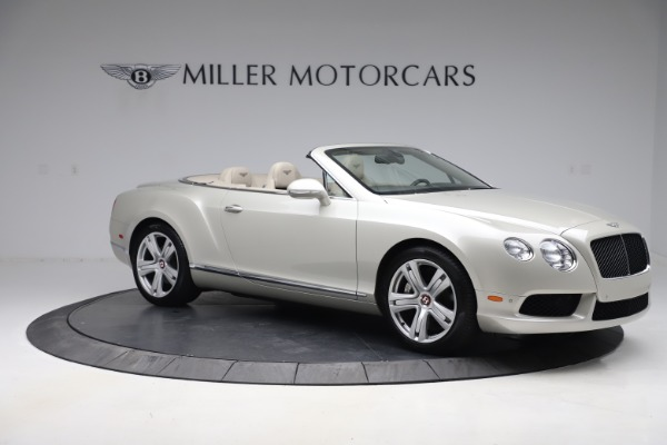 Used 2015 Bentley Continental GTC V8 for sale $114,900 at Maserati of Greenwich in Greenwich CT 06830 11