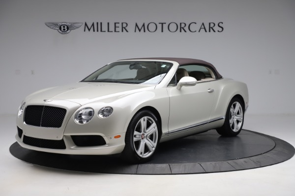 Used 2015 Bentley Continental GTC V8 for sale $114,900 at Maserati of Greenwich in Greenwich CT 06830 14
