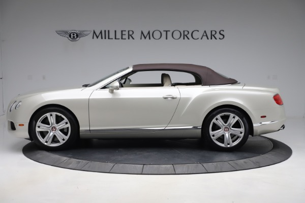 Used 2015 Bentley Continental GTC V8 for sale $114,900 at Maserati of Greenwich in Greenwich CT 06830 15