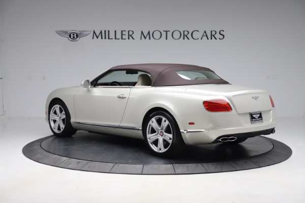 Used 2015 Bentley Continental GTC V8 for sale $114,900 at Maserati of Greenwich in Greenwich CT 06830 16
