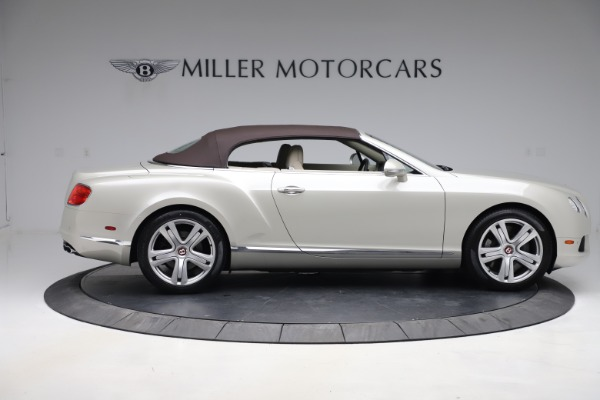 Used 2015 Bentley Continental GTC V8 for sale $114,900 at Maserati of Greenwich in Greenwich CT 06830 18