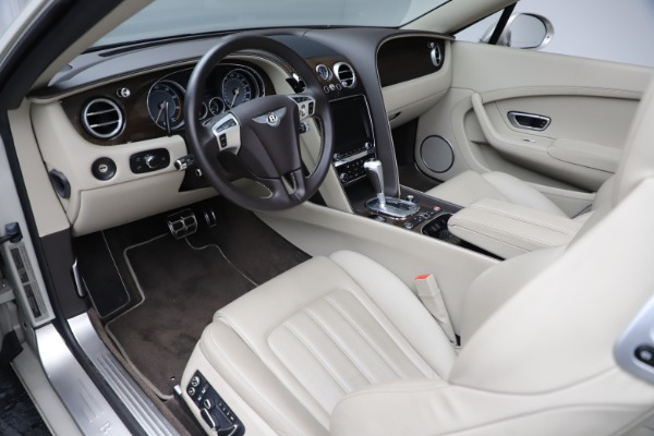 Used 2015 Bentley Continental GTC V8 for sale $114,900 at Maserati of Greenwich in Greenwich CT 06830 25