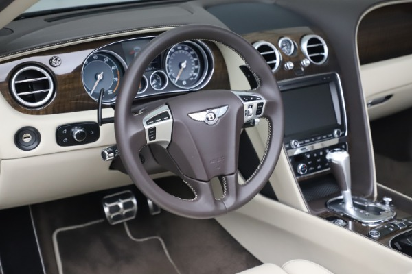 Used 2015 Bentley Continental GTC V8 for sale $114,900 at Maserati of Greenwich in Greenwich CT 06830 26