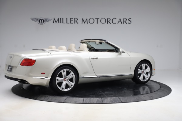 Used 2015 Bentley Continental GTC V8 for sale $114,900 at Maserati of Greenwich in Greenwich CT 06830 8
