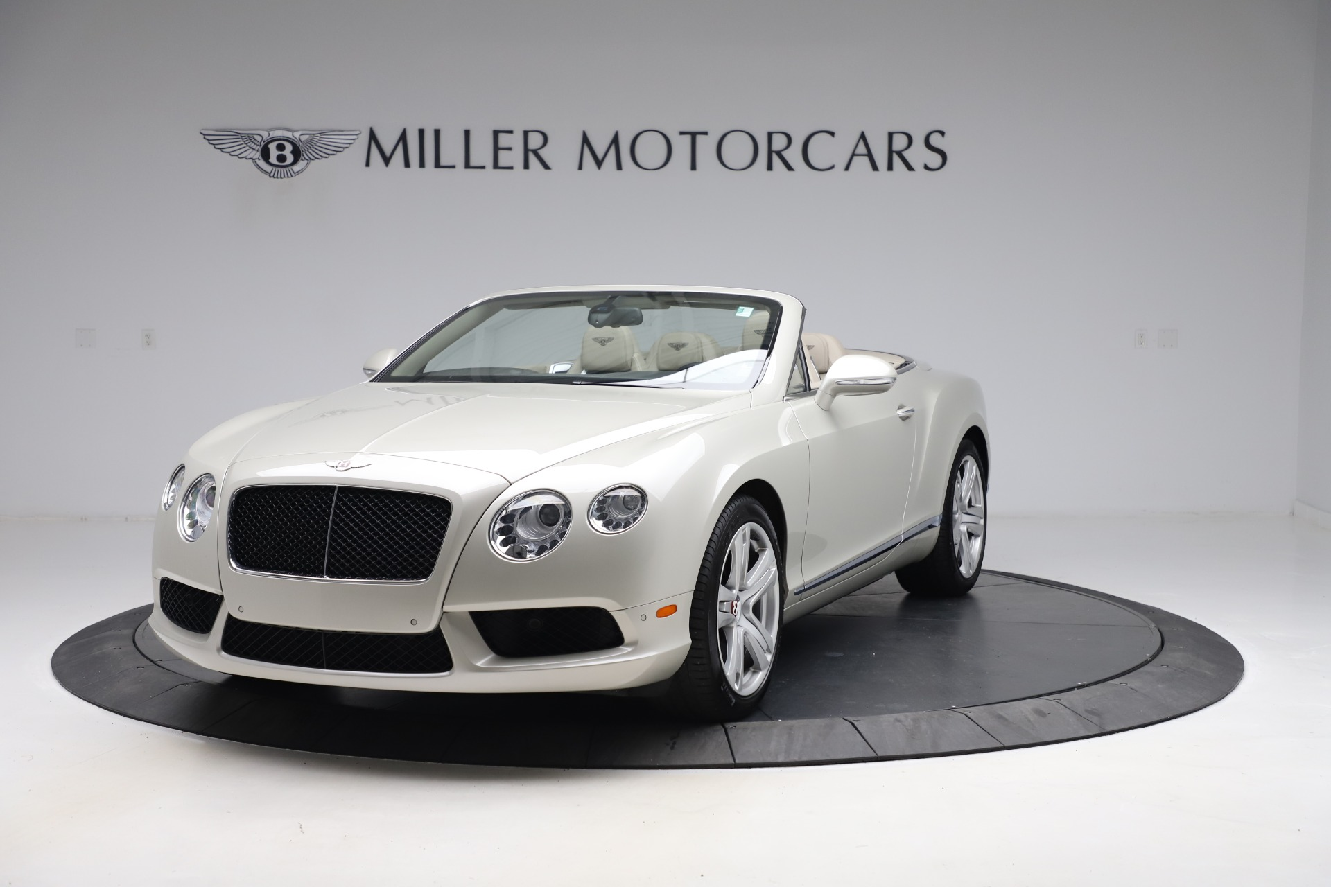Used 2015 Bentley Continental GTC V8 for sale $114,900 at Maserati of Greenwich in Greenwich CT 06830 1