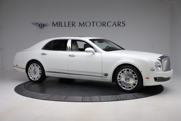 Used 2016 Bentley Mulsanne for sale $139,900 at Maserati of Greenwich in Greenwich CT 06830 10