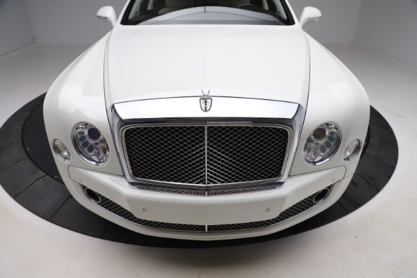 Used 2016 Bentley Mulsanne for sale $139,900 at Maserati of Greenwich in Greenwich CT 06830 13
