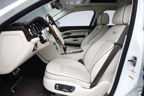 Used 2016 Bentley Mulsanne for sale $139,900 at Maserati of Greenwich in Greenwich CT 06830 18