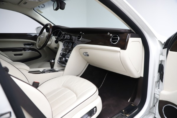 Used 2016 Bentley Mulsanne for sale $139,900 at Maserati of Greenwich in Greenwich CT 06830 26