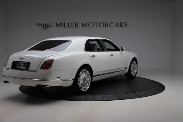 Used 2016 Bentley Mulsanne for sale $139,900 at Maserati of Greenwich in Greenwich CT 06830 8