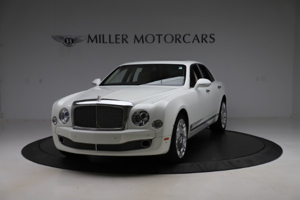 Used 2016 Bentley Mulsanne for sale $139,900 at Maserati of Greenwich in Greenwich CT 06830 1