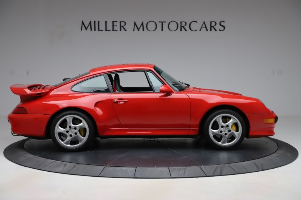 Used 1997 Porsche 911 Turbo S for sale $419,900 at Maserati of Greenwich in Greenwich CT 06830 10
